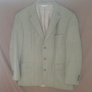 Stafford Executive Suit Coat Size 46L